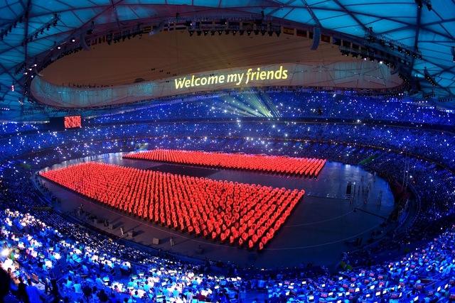 2008 Summer Olympics in Beijing