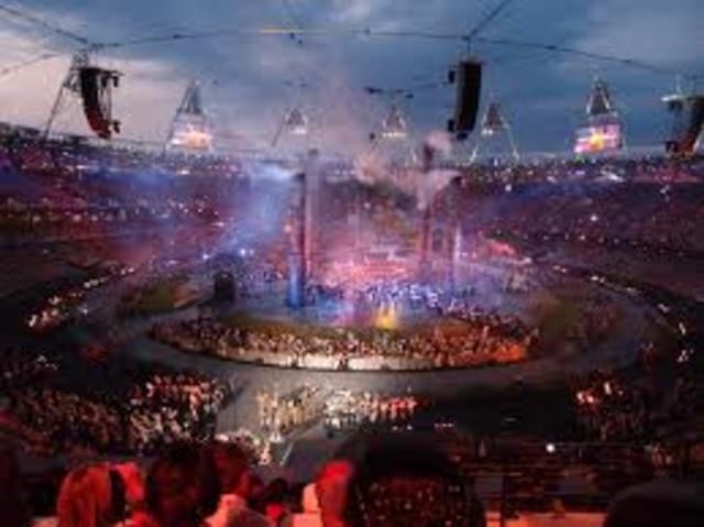2012 Summer Olympics in LOndon