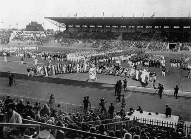 1924 Summer Olympics in Paris