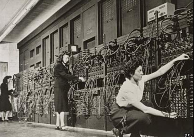 ENIAC (Electronic Numerical Intregrator and Calculator)