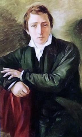 La lírica alemana, Heinrich Heine.