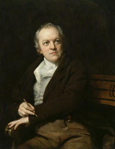 La lírica inglesa, William Blake 2.0