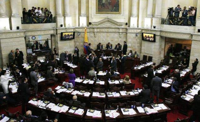 Convención nacional en Bogotá, conocida como Congreso Admirable.