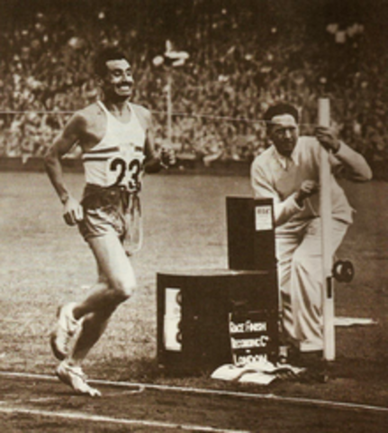 1948 Olympics hosted by London,United Kingdom