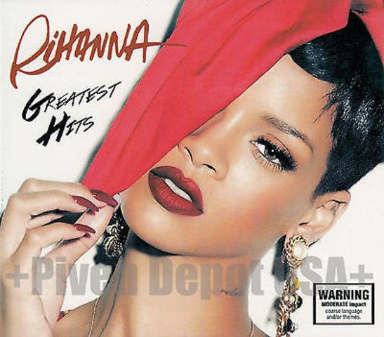 Rihanna Greatest Hits (Salutes)