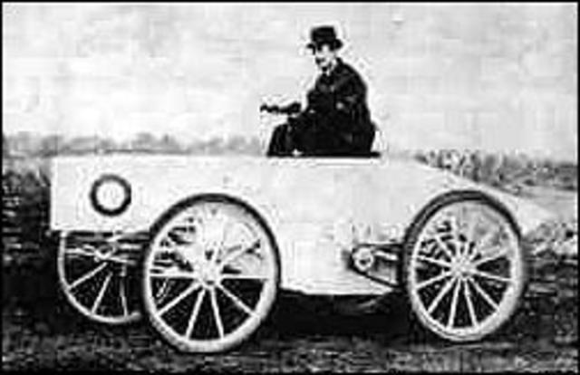 Vehícle elèctric de Jeantaud