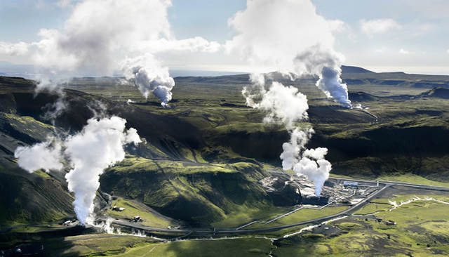 Turkey-Geothermal Energy