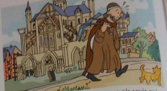 Explica el seu sistema als savis de Paris