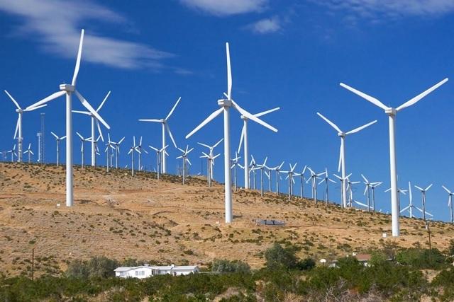Turkey- Windmills