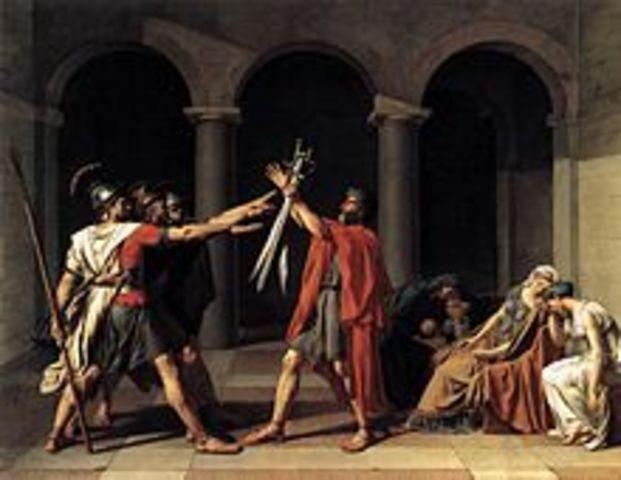 Fin del neoclasico