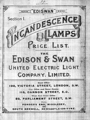 The first electric company