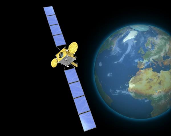 Primer satélite de comunicación propio