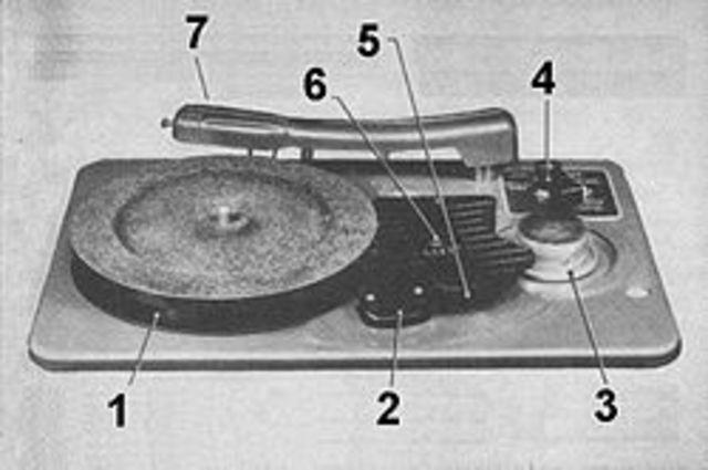 Magnetófono