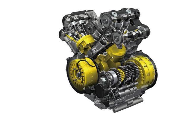 Motor bicilíndric