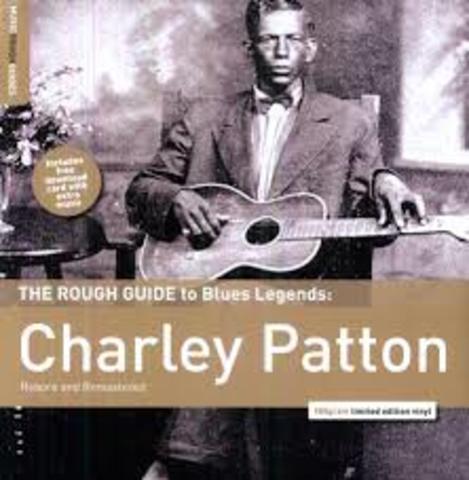 La primera grabaciónde Charley Patton