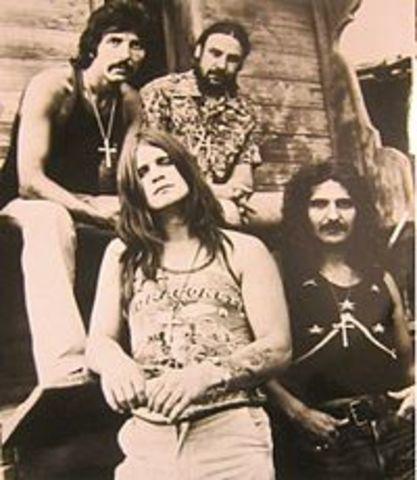 Formación de Black Sabbath