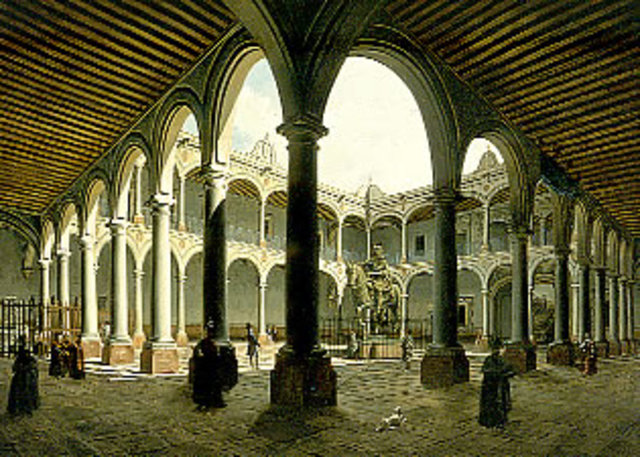 Real y Pontificia Universidad de México