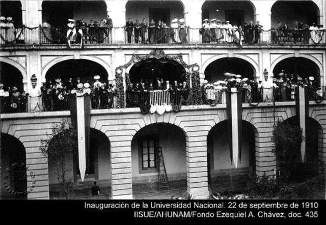 Universidad Nacional latinoamericana en Mexico