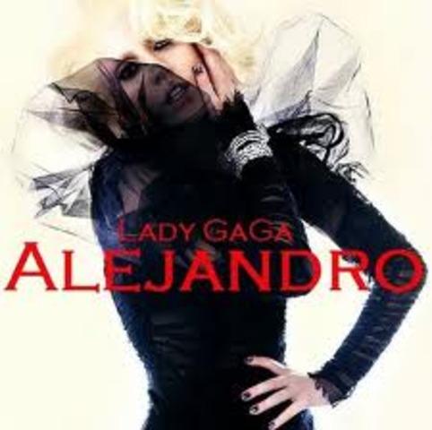 """""""Alejandro"""" - Lady Gaga"""
