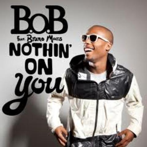 """Nothin' On You"" - B.o.B. feat. Bruno Mars"