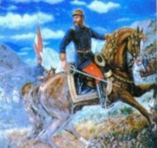 Guerra Civil de 1884 a 1885
