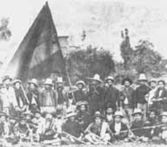 La Batalla de Palonegro