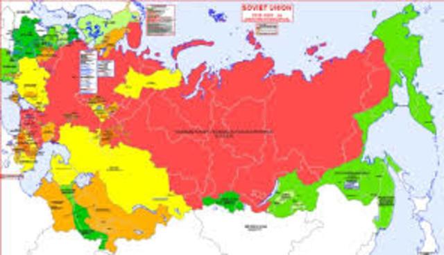 La Unión Soviética se une a los Aliados.