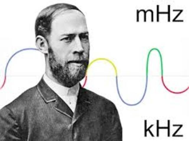 Descubrimiento de las ondas electromagnéticas de la radio