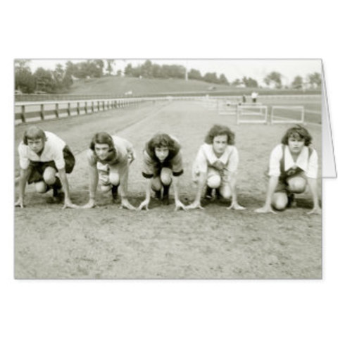 Women join the sport