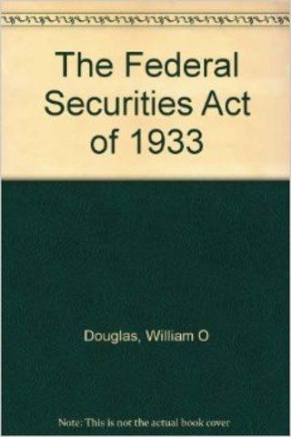 Ley de Valores de 1933 (EE.UU.)
