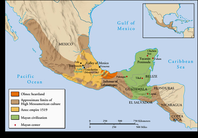 Introduction: Mesoamerican Civilizations
