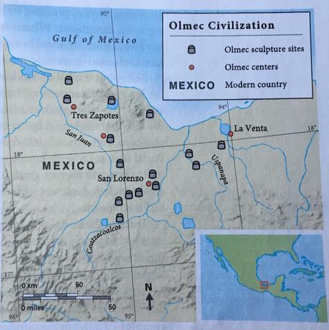 The Olmec: Tres Zapotes