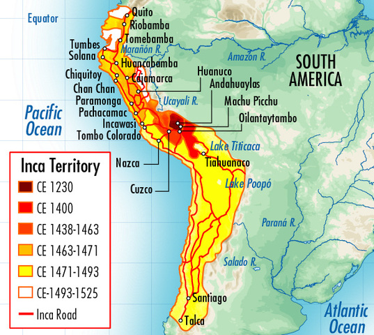 The Inca: Expansion and Administration