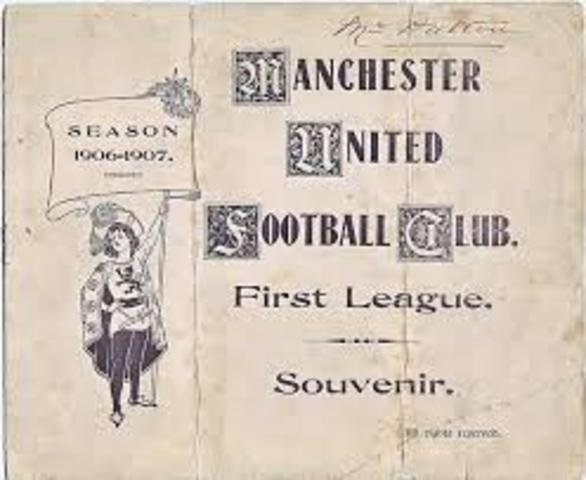 Winning the football league