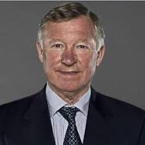 Appointment of Alex Ferguson