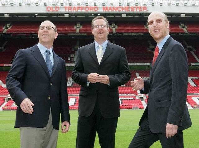 Glazer ownership of MUFC