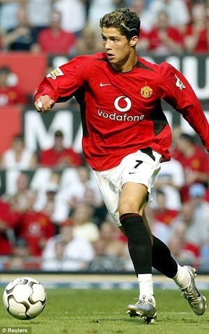 Signing of Cristiano Ronaldo