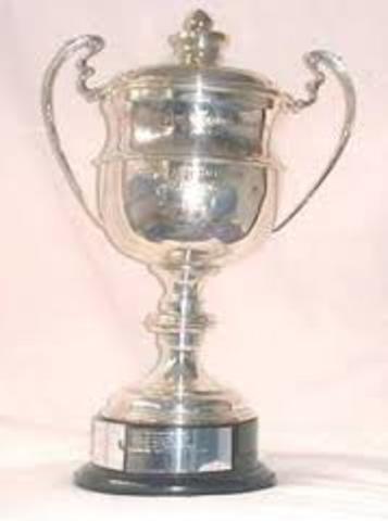 Man United winning Division One
