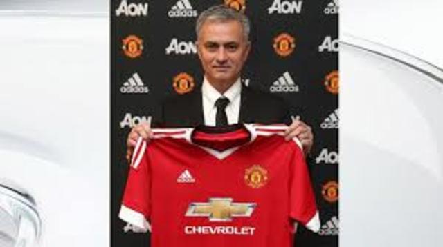 Appointment of José Mourinho