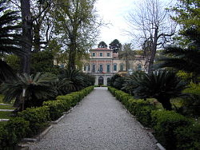 Jardín Botánico de Pisa