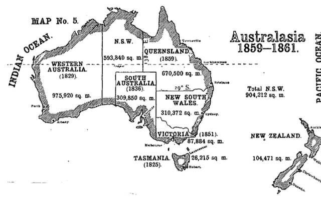 1859-Queensland becomes independent