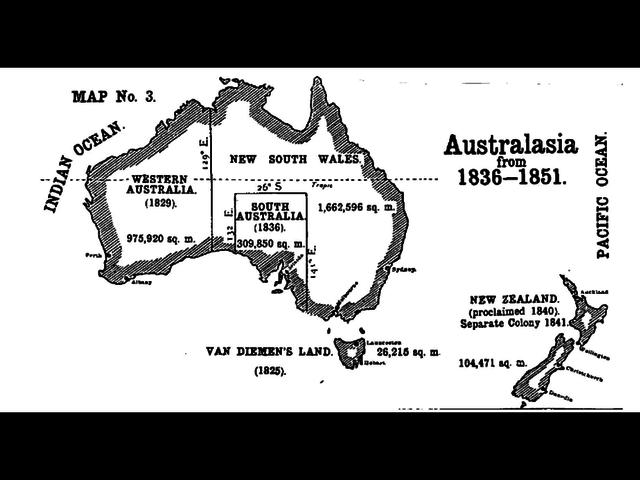 15.8.1834-South Australia became a colony