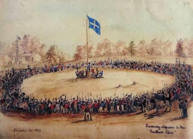 30.11.1854-Eureka Stockade