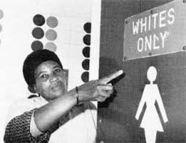 Abolición del Apartheid