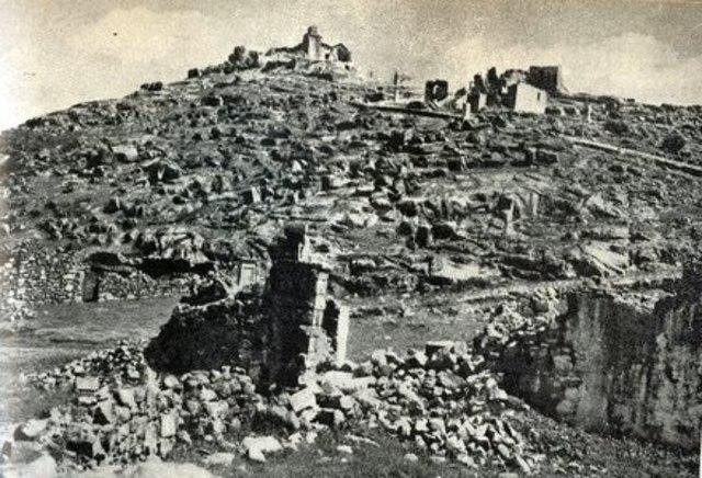 Asedio del Santuario de Nuestra Señora de la Cabeza (Victoria Republicana)
