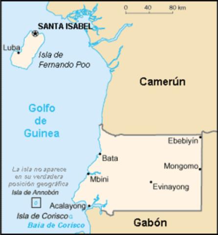Sublevación militar de 1936 en la Guinea Española (Victoria Franquista)