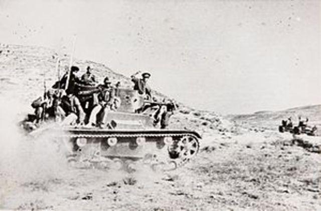 Batalla del Jarama (Victoria Republicana)