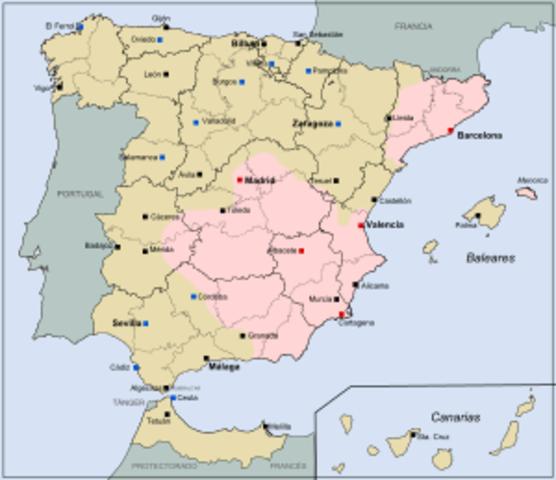 Batalla de Valsequillo (Victoria Franquista)