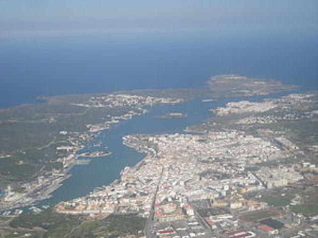 Rendición de Menorca (Victoria de los Sublevados)