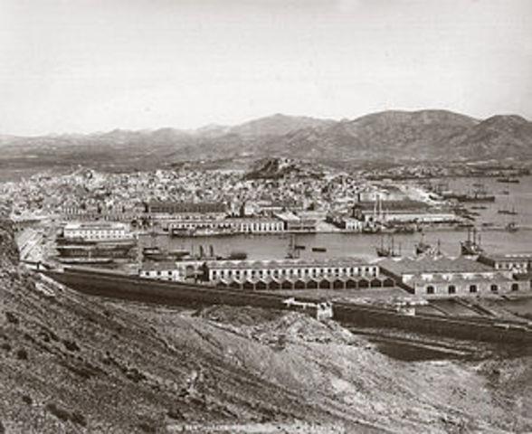 Sublevación de Cartagena
